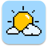 像素天气app v1.0