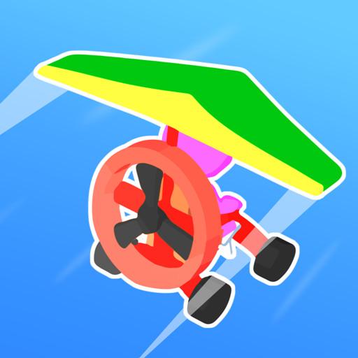滑翔大冒险破解版 v1.0