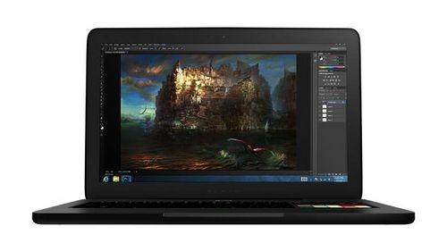 雷蛇灵刃八代笔记本u盘启动BIOS设置教程