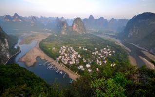 桂林阳朔自然风景壁纸